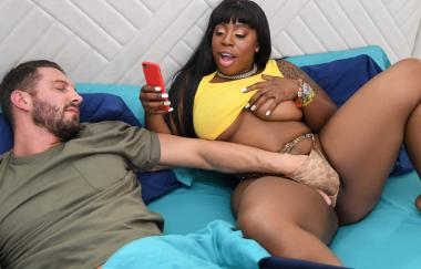 Quinton James, Frau London – Wach auf und fick mich! (RealityKings)